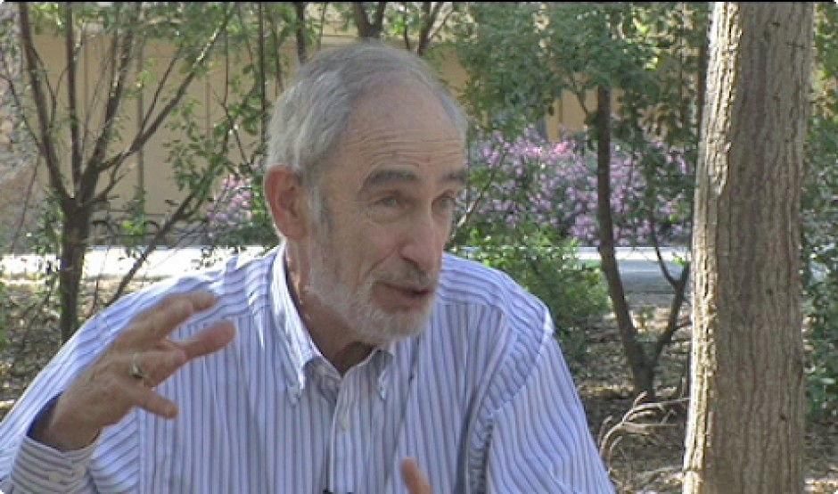 Paul Ehrlich discusses MAHB, population and technology